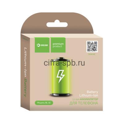 Аккумулятор BL-4C 890mAh Dream купить оптом | cifra-spb.ru