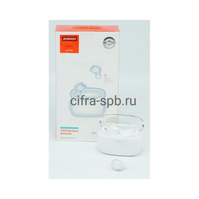 Беспроводные наушники JR-T05 с микрофоном белый Joyroom купить оптом | cifra-spb.ru