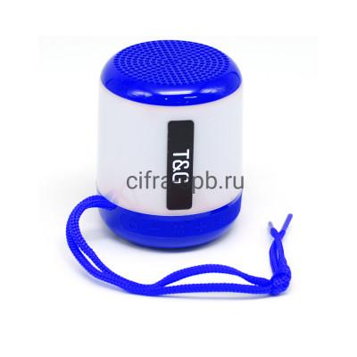 Беспроводная колонка TG-156 синий T&G купить оптом | cifra-spb.ru