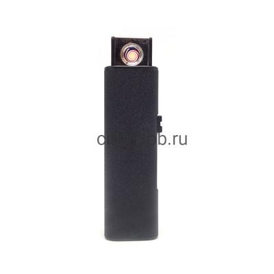 Зажигалка USB 258 черный купить оптом | cifra-spb.ru
