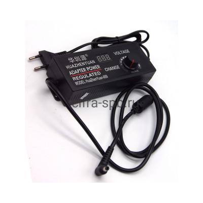 Адаптер 3-12V 10A 5,5 AC коричневая коробка купить оптом | cifra-spb.ru