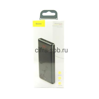 Power Bank 10000mAh PPALL-AKU01 черный Baseus купить оптом | cifra-spb.ru