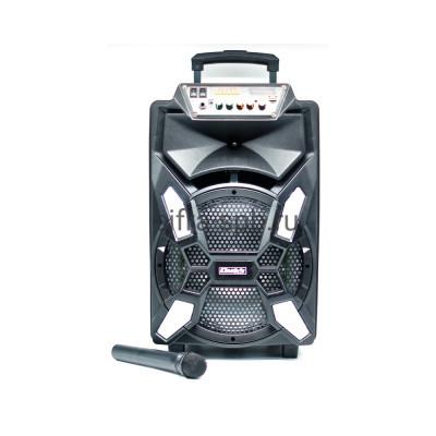 Беспроводная колонка OM-M22 уличная + беспроводной микрофон и пульт QM&S купить оптом | cifra-spb.ru
