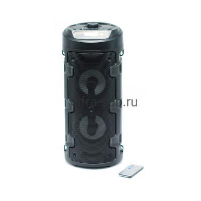 Беспроводная колонка ZQS-4210 + пульт черный купить оптом | cifra-spb.ru