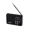 Радиоприемник Sound Ranger (PF_3184) черный Perfeo