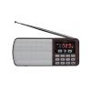 Радиоприемник ЕГЕРЬ (PF_A4463) FM70-108МГц коричневый Perfeo