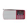 Радиоприемник ЕГЕРЬ (i120-RED) FM70-108МГц красный Perfeo