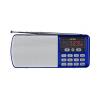 Радиоприемник ЕГЕРЬ (i120-BL) FM70-108МГц синий Perfeo