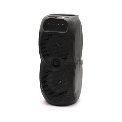 Беспроводная колонка ZQS-4231 + проводной микрофон черный купить оптом | cifra-spb.ru