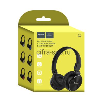 Беспроводные наушники DRM-LS213-01 полноразмерные с микрофоном черный Dream купить оптом   cifra-spb.ru