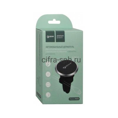 Держатель для телефона DRM-JHD216-01 черный-хром Dream купить оптом | cifra-spb.ru