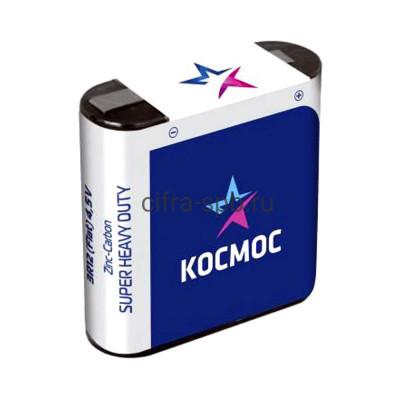 Батарейка 3R12 Космос 1шт купить оптом | cifra-spb.ru