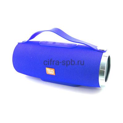 Беспроводная колонка TG-109 синий T&G купить оптом | cifra-spb.ru