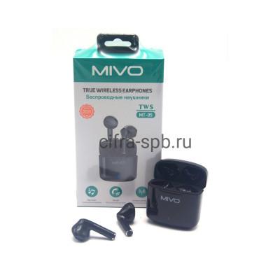 Беспроводные наушники TWS MT-05 черный Mivo купить оптом | cifra-spb.ru