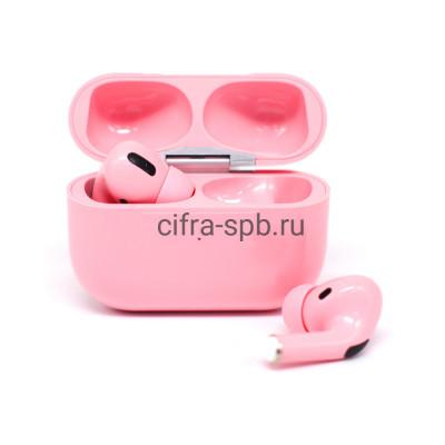 Беспроводные наушники AP3 сенсорные с микрофоном розовый купить оптом | cifra-spb.ru