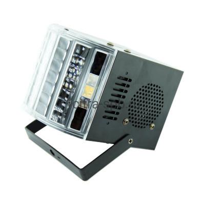 Беспроводная колонка диско свет квадрат E1 купить оптом | cifra-spb.ru