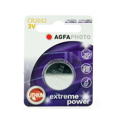 Батарейка CR2032 AGFAPHOTO 1шт. купить оптом | cifra-spb.ru