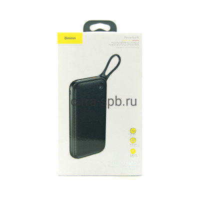 Power Bank 20000mAh PPKC-A01 Baseus купить оптом | cifra-spb.ru