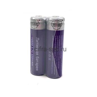 Аккумулятор YB-14500 600mAh 3.7V Li-ion Поиск 2шт. (цена за упаковку) купить оптом | cifra-spb.ru
