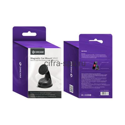 Держатель для телефона MM2 магнитный черный Dream купить оптом | cifra-spb.ru
