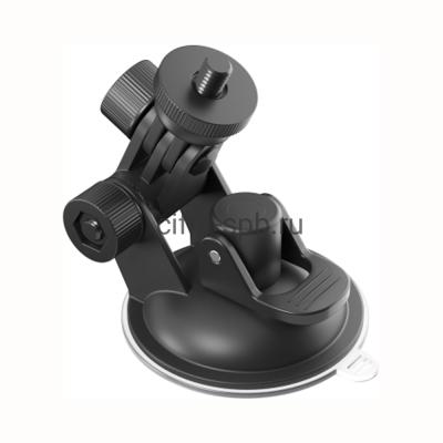 Держатель для видеорегистратора BC02 черный Dream техпак купить оптом | cifra-spb.ru