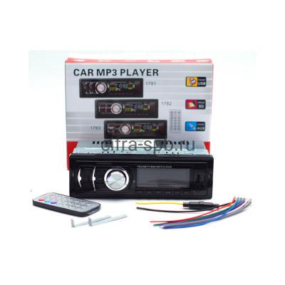 Автомагнитола 1782 MP3/SD/USB/AUX купить оптом | cifra-spb.ru