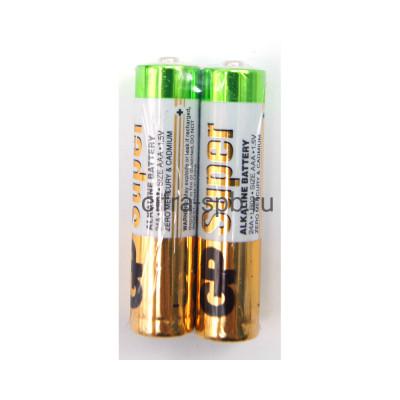 Батарейка LR03 GP Super 2шт. (цена за ед.) купить оптом | cifra-spb.ru