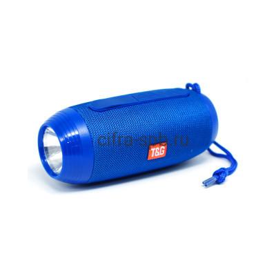 Беспроводная колонка TG-602 + фонарь синий T&G купить оптом | cifra-spb.ru