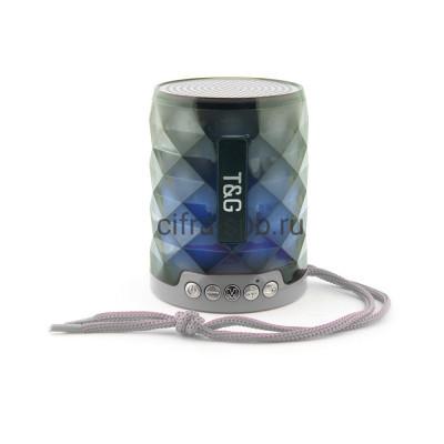 Беспроводная колонка TG-155 серый T&G купить оптом | cifra-spb.ru