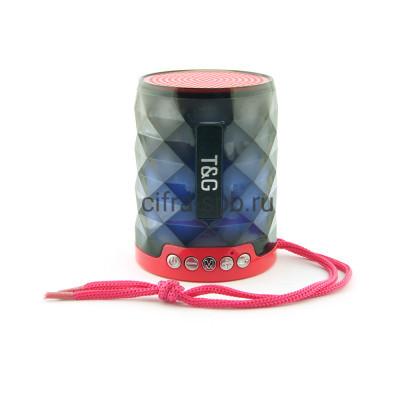 Беспроводная колонка TG-155 красный T&G купить оптом | cifra-spb.ru
