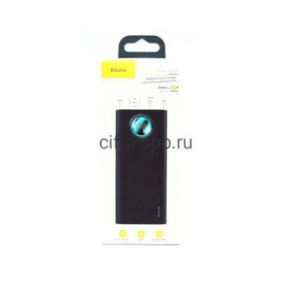 Power Bank 20000mAh PPALL-LG01 черный Baseus купить оптом | cifra-spb.ru