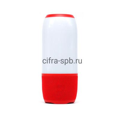 Беспроводная колонка Pulse 3 красный купить оптом | cifra-spb.ru