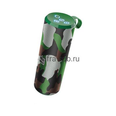 Беспроводная колонка BS33 камуфляж Hoco купить оптом   cifra-spb.ru