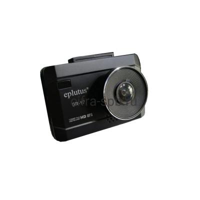 Автомобильный видеорегистратор с радар-детектором GR-97 Eplutus купить оптом   cifra-spb.ru