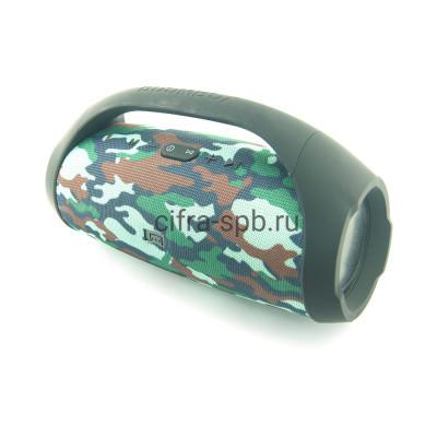 Беспроводная колонка BoomBox K-860 (34см) камуфляж купить оптом | cifra-spb.ru