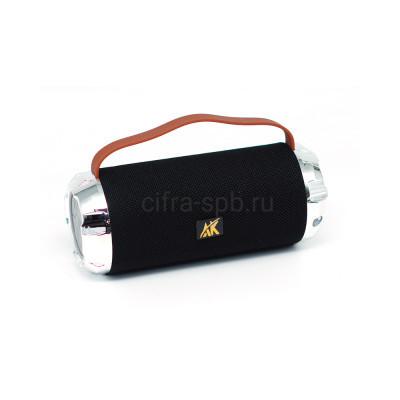 Беспроводная колонка AK116 + фонарь черный купить оптом | cifra-spb.ru