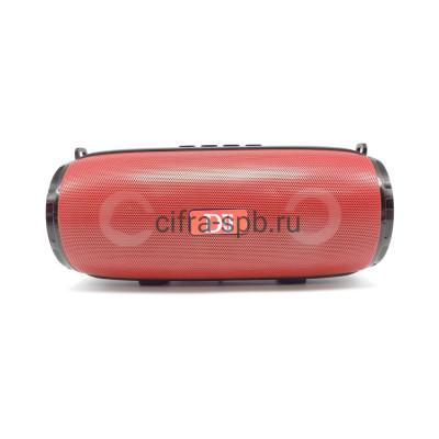 Беспроводная  колонка KM-201 (DJ-201) красный купить оптом   cifra-spb.ru