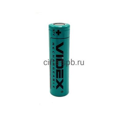 Аккумулятор LI18650 3.7V 2800 mAh без защиты Videx купить оптом | cifra-spb.ru