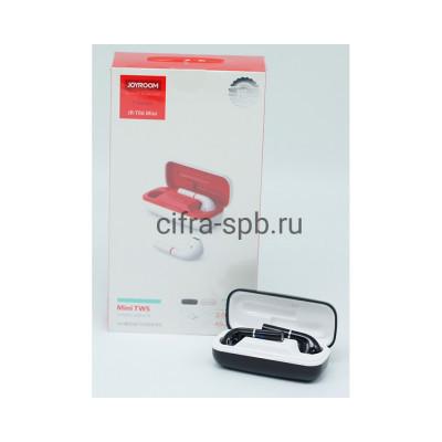 Беспроводные наушники JR-T06 Mini с микрофоном + кабель Type-C черный Joyroom купить оптом | cifra-spb.ru