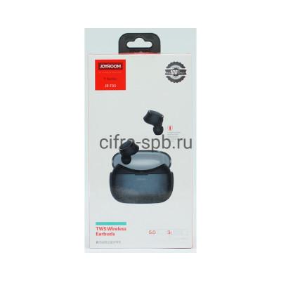 Беспроводные наушники JR-T05 с микрофоном черный Joyroom купить оптом | cifra-spb.ru