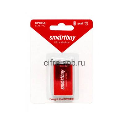 Батарейка крона 6LR61 SBBA-9V01B Smartbuy 1шт купить оптом | cifra-spb.ru