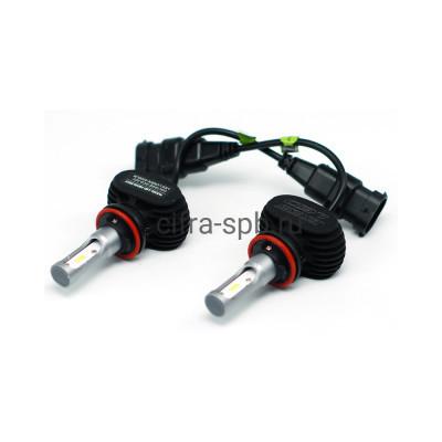 LED-лампа головного света Н11 ZES LED 5500K чип PH(радиатор) С-три купить оптом | cifra-spb.ru
