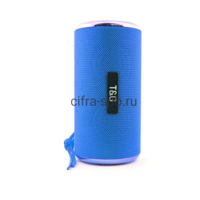 Беспроводная колонка TG-153 синий T&G купить оптом | cifra-spb.ru