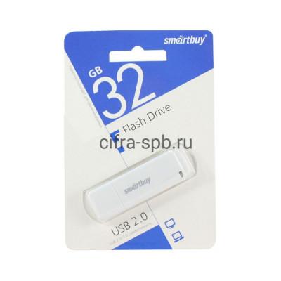 USB накопитель 32GB LM05 белый Smartbuy купить оптом | cifra-spb.ru