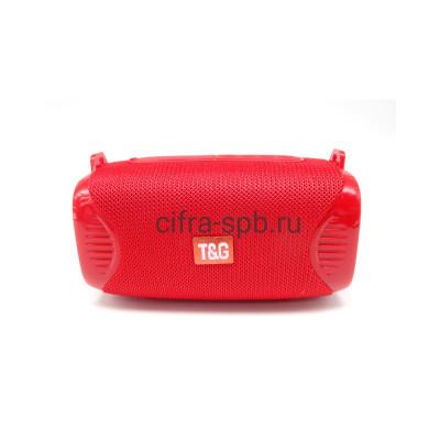 Беспроводная колонка TG-532 красный T&G купить оптом | cifra-spb.ru