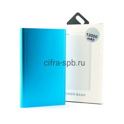 Power Bank 12000mAh UD-15 синий купить оптом | cifra-spb.ru