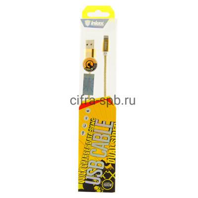Кабель iPhone CK-11 Inkax купить оптом | cifra-spb.ru