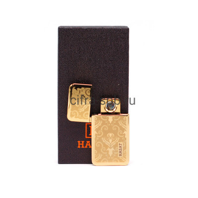 Зажигалка USB Z-4502 HASAT купить оптом | cifra-spb.ru