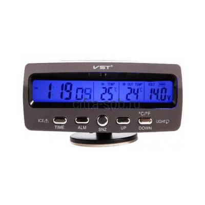 Автомобильные часы VST-7045V купить оптом | cifra-spb.ru