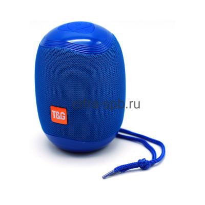 Беспроводная колонка TG-529 синий T&G купить оптом | cifra-spb.ru